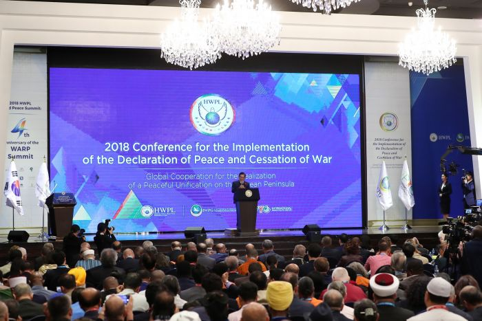 Conference for Global Cooperation to Achieve Peace and Cessation of War