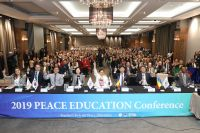 """Realizing Peace Starts from Peace Education"" Peace Education Conference Held in Romania"