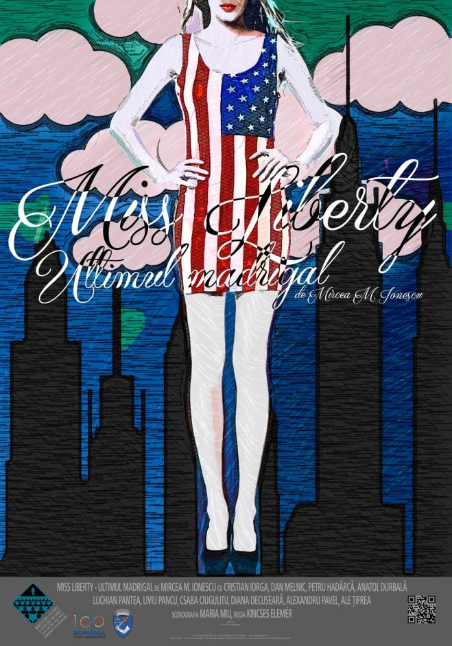 MISS LIBERTY – ULTIMUL MADRIGAL