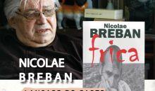 Academicianul Nicolae Breban, invitat al Târgului de Carte Alba Transilvana,  Alba Iulia, 6-8 iunie 2019