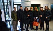 """Vizita de studiu in cadrul proiectului """"Caravana ocuparii in satele din regiunile Centru, Nord Est si Sud Est"""""""