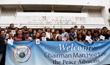 Philippine Commission on Higher Education(CHED) Signed MOA on Peace Education with International Peace NGO