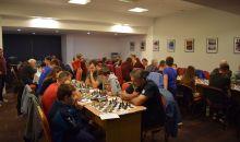 Openul Internaţional al României la şah a început cu numeroase surprize încă din prima rundă