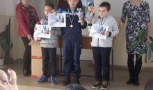"""Copii albaiulieni pe podium la Cupa """"Mos Nicolae"""" la sah de la Targu Mures"""