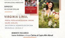 Cea mai cunoscută creatoare de costume populare din țară, lansează prima sa carte la Târgul de Carte Alba Transilvana de la Alba Iulia