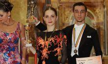 Cupa Muhlbach – o noua reusita pentru sportivii Top Dance, 8 clasari pe podium
