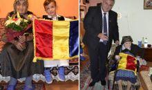 Persoanele născute în anul Marii Uniri, aniversate în județul Alba de structurile Ministerului Afacerilor Interne