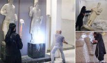 TRAGEDIE CULTURALA. Muzeul din Mosul distrus de jihadisti