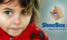 In curand incepe ShoeBox2015. Aflati cum va puteti implica!