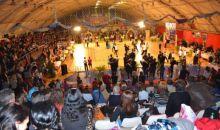 Sala arhiplina la prima editie a Cupei Sebesului la dans sportiv