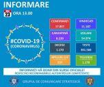Informare COVID – 19 – Grupul de Comunicare Strategică, 23 mai