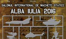 Salon international de machete statice – Alba Iulia 2016