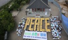 Global Youth Write Peace Letters to Demand Peace to the Two Korean Leaders