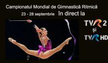 Mondialele de gimnastica ritmica de la Izmir - Alexandra Piscupescu, reprezentanta Romaniei