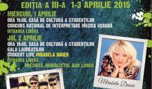 "ALBA IULIA: FESTIVAL NATIONAL ""VOICES"""