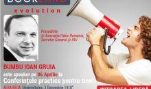 ALBA IULIA: Povesti de succes la coferintele BookLand Evolution