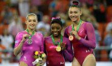 Medalie de argint pentru Larisa Iordache la Campionatul Mondial de gimnastica