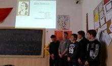 """Proiectul """"Luna marilor clasici: Mihai Eminescu, Ioan Slavici, Ion Luca Caragiale"""" la final"""